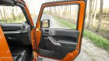 Jeep Wrangler Facelift door
