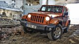 Jeep Wrangler Facelift