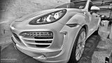 KAHN Porsche Cayenne wide body kit