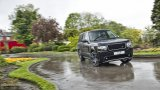 KAHN Range Rover Harris Tweed Edition handling