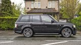KAHN Range Rover Harris Tweed Edition profile