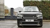 KAHN Range Rover Harris Tweed Edition front fascia