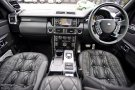 KAHN Range Rover Harris Tweed Edition interior