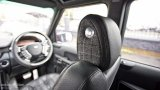 KAHN Range Rover Harris Tweed Edition headrest