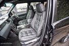 KAHN Range Rover Harris Tweed Edition seats