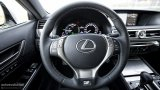 LEXUS GS 450h F Sport steering wheel