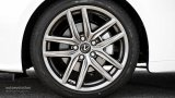 2014 LEXUS IS 300h F Sport wheels