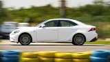 LEXUS IS 300h F Sport track day