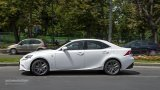 LEXUS IS 300h in city