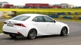 LEXUS IS 300h F Sport handling