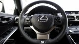 LEXUS IS 300h F Sport steering wheel