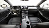 2014 LEXUS IS 300h F Sport cabin
