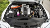 LEXUS IS 300h F Sport engine