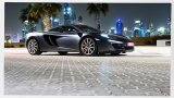 MCLAREN MP4-12C at night