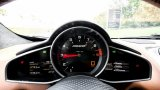 MCLAREN MP4-12C dashboard instruments