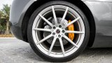 MCLAREN MP4-12C rear wheel