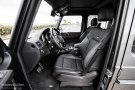 MERCEDES-BENZ G63 AMG interior space - front