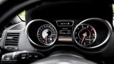 MERCEDES-BENZ G63 AMG rev counter and speedometer