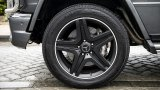 MERCEDES-BENZ G63 AMG front wheel