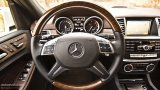 Mercedes-Benz ML350 dashboard
