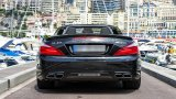 MERCEDES-BENZ SL63 AMG rear