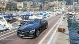 MERCEDES-BENZ SL63 AMG in Monaco