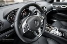 MERCEDES-BENZ SL63 AMG steering wheel