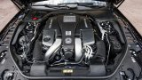 MERCEDES-BENZ SL63 AMG V8 engine