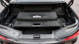 MERCEDES-BENZ SL63 AMG roof cover in boot