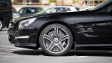 MERCEDES-BENZ SL63 AMG wheels