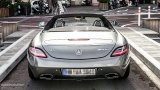 Mercedes-Benz SLS AMG Roadster rear
