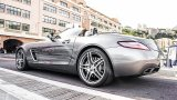 Mercedes-Benz SLS AMG Roadster wheels