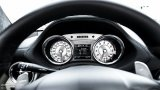 Mercedes-Benz SLS AMG Roadster speedometer and rev counter