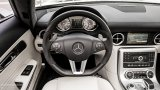 Mercedes-Benz SLS AMG Roadster dashboard