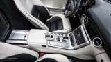 Mercedes-Benz SLS AMG Roadster center console