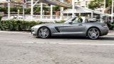 Mercedes-Benz SLS AMG Roadster profile