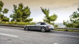 Mercedes-Benz SLS AMG Roadster braking distance