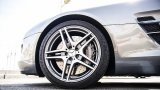 Mercedes-Benz SLS AMG Roadster front wheel