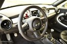 MINI Cooper S Coupe steering wheel