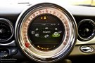 MINI Cooper S Coupe speedo