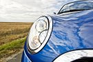 MINI Cooper S Coupe headlight