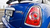 MINI Cooper S Coupe taillight