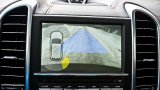 PORSCHE Cayenne 2012 rear view camera