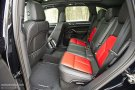 PORSCHE Cayenne 2012 rear seats