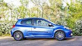 RENAULT Clio RS Gordini profile