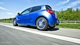 RENAULT Clio RS Gordini on highway