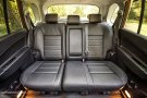 RENAULT Koleos Facelift rear seats