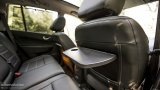 RENAULT Koleos Facelift front seat tables