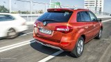 RENAULT Koleos Facelift city driving