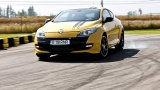 Renault Megane RS 250 Cup on racetrack
